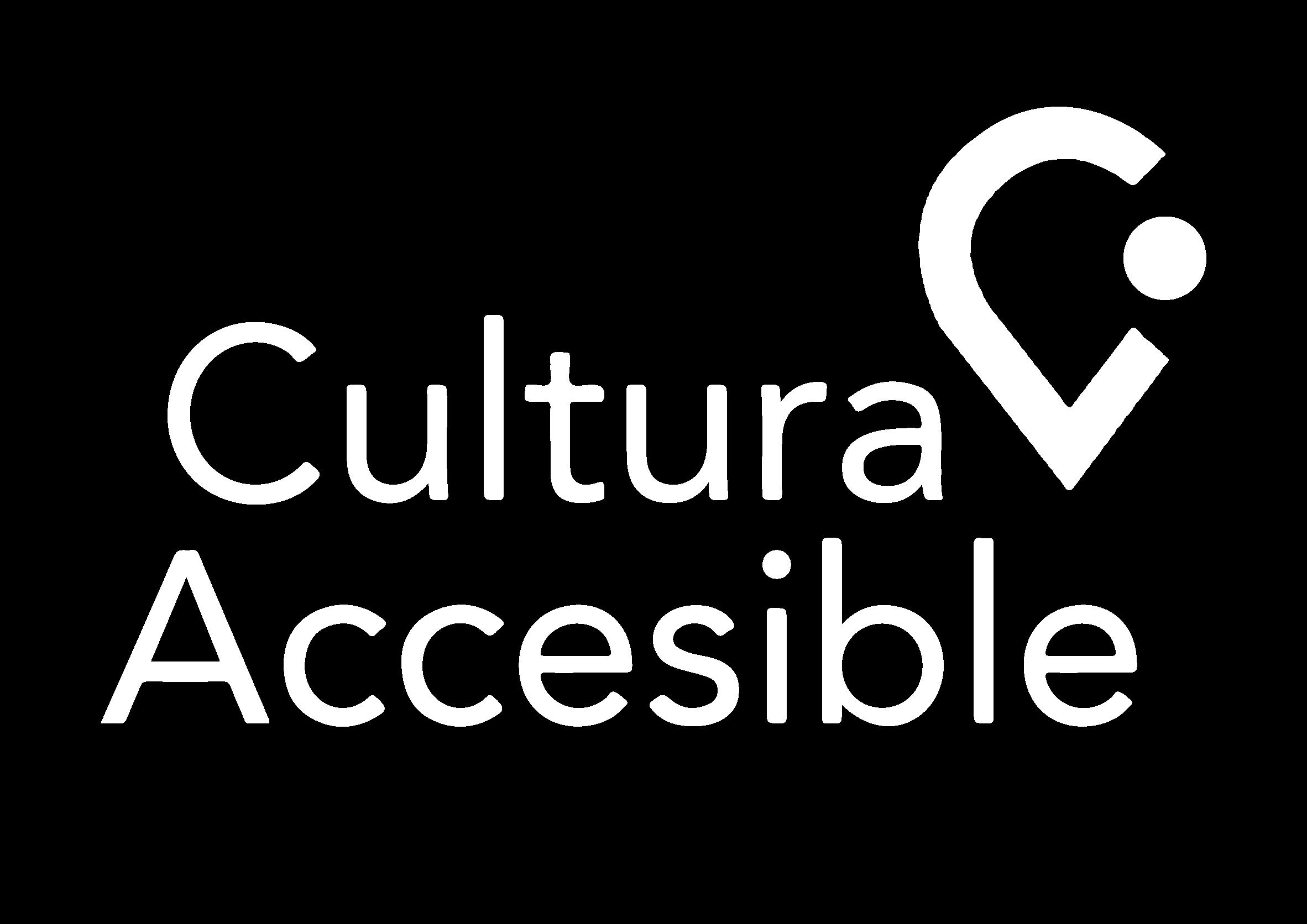 Logo_Cultura_Accesible_Blanco